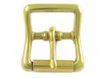 17mm Solid Brass Buckle. Code BUC169